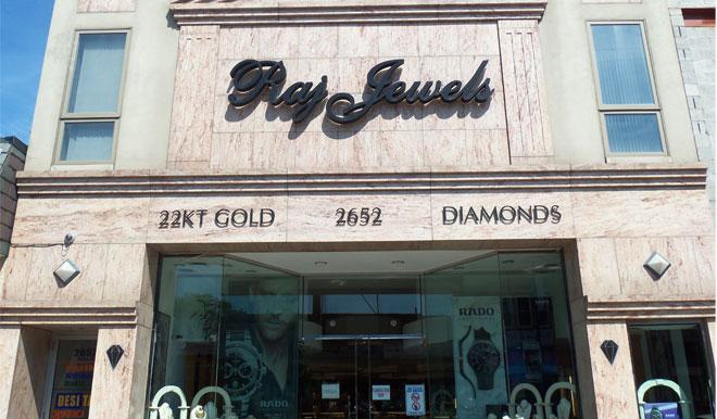 Raj Jewelers of London