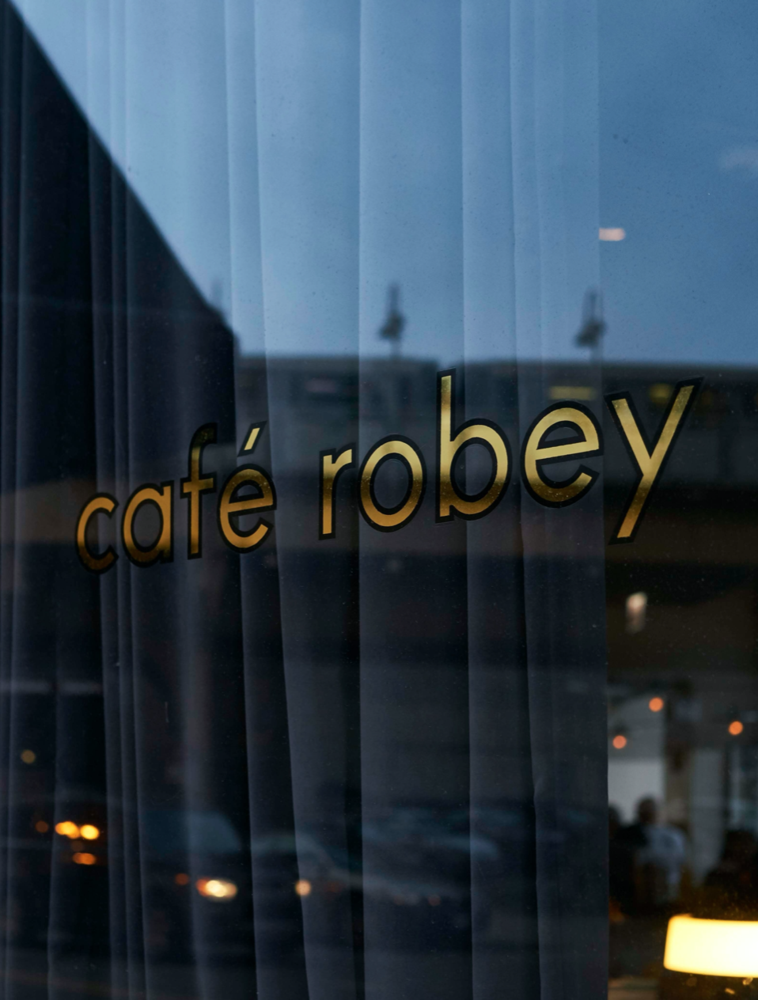 Cafe Robey