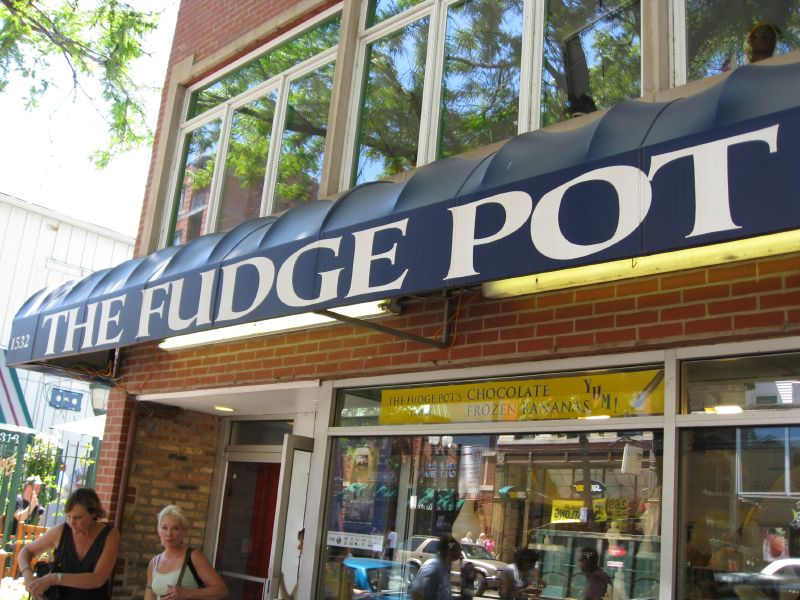 The Fudge Pot