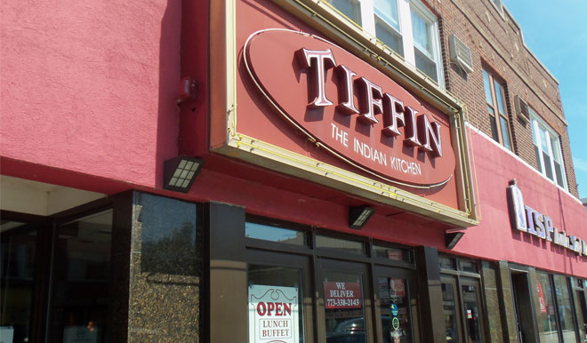 Tiffin Indian Kitchen