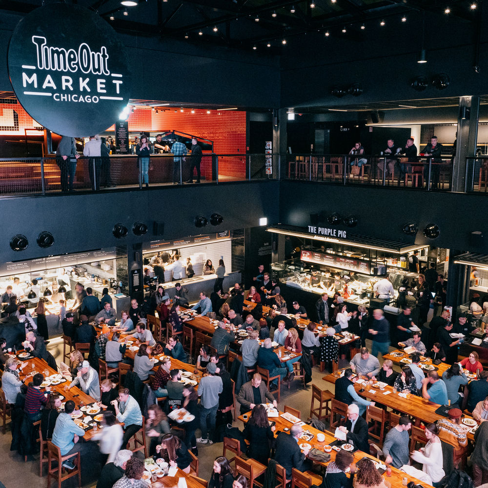 Time Out Market Chicago