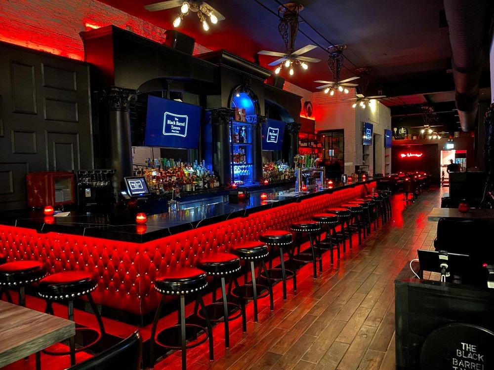 Black Barrel Tavern, The