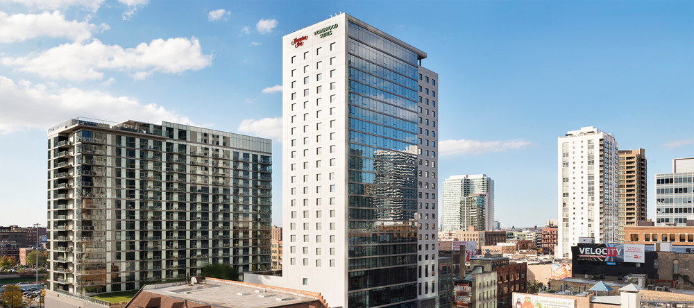 Hampton by Hilton Chicago Downtown West Loop