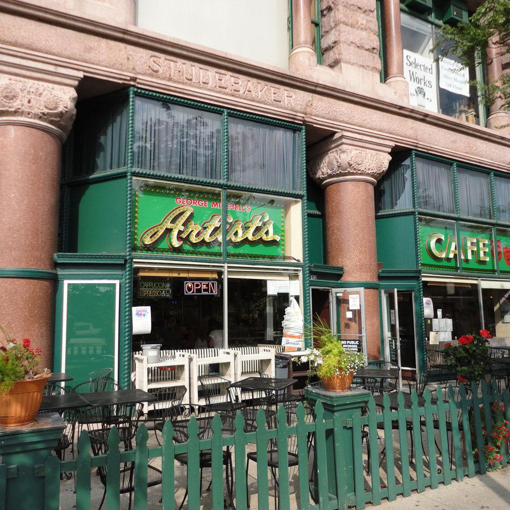 Artists Café Chicago