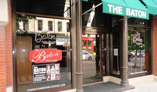 The Baton Show Lounge
