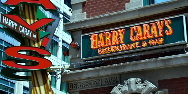 Harry Caray's Italian Steakhouse, River North