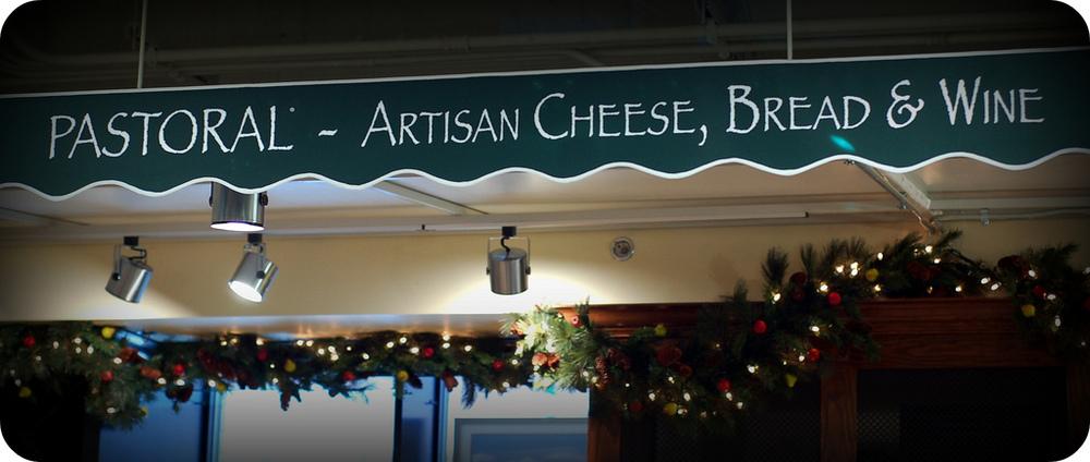 Pastoral Artisan Cheese, Bread & Wine